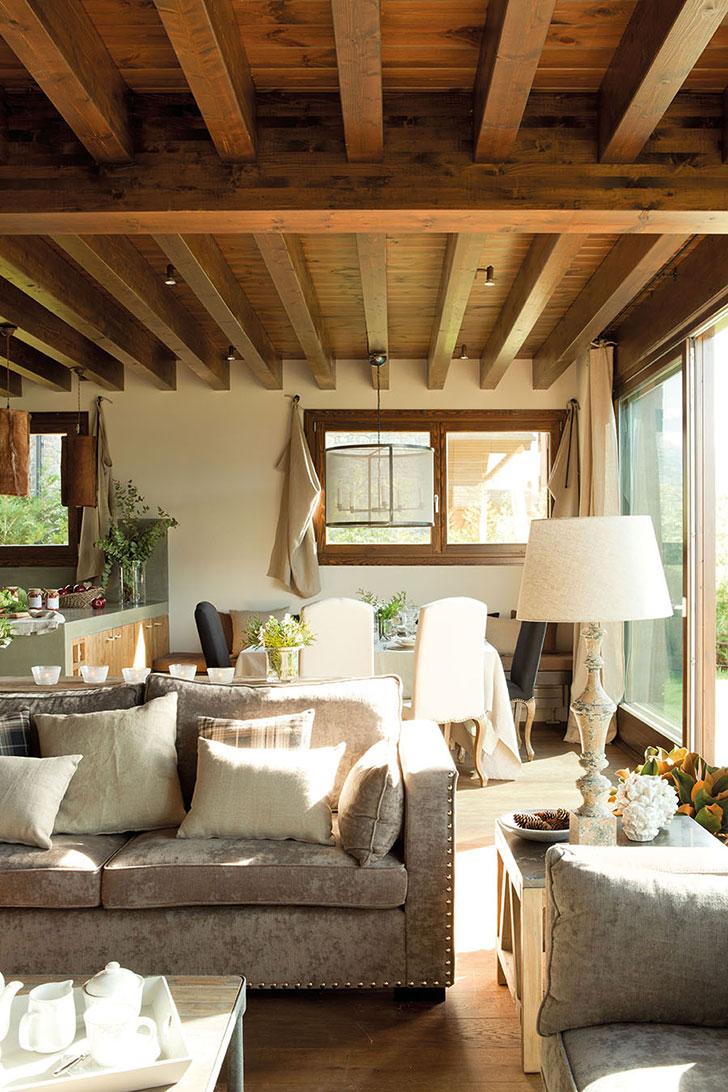 Уютнейший дом в горах Испании   cozy mountain home in spain pufikhomes 3