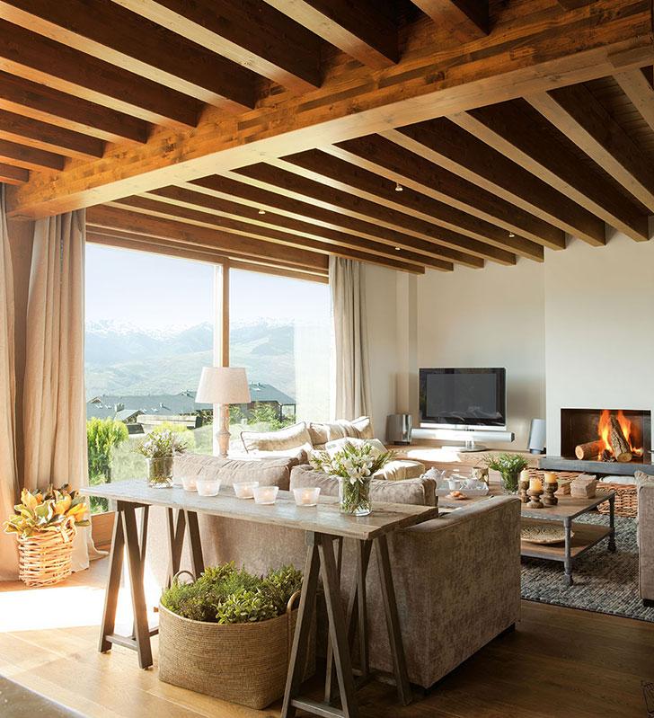 Уютнейший дом в горах Испании   cozy mountain home in spain pufikhomes 5