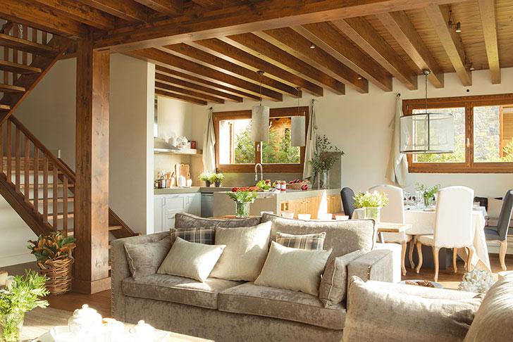 Уютнейший дом в горах Испании   cozy mountain home in spain pufikhomes 6