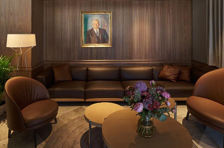 Историческое наследие: современная гостиница в старинном здании в Норвегии