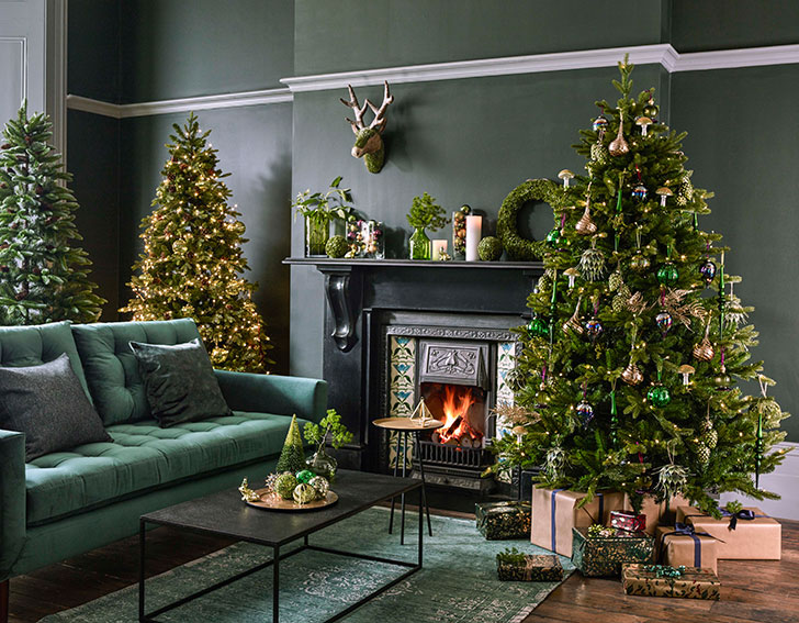 John Lewis Christmas Tree Themes.Wonderful Christmas By John Lewis Photos Ideas Design