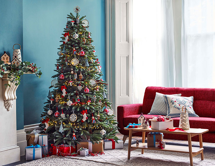 John Lewis Christmas Tree.Wonderful Christmas By John Lewis Photos Ideas Design