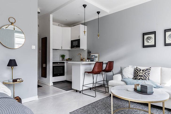 Decorar apartamentos pequeños