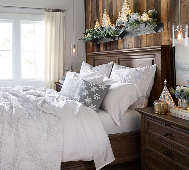 Pottery Barn Furniture Usa: Holiday Collection Winter Wonders By Pottery Barn 〛 Photos