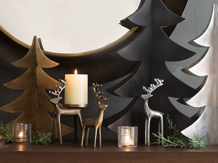 Christmas Crate And Barrel.Christmas Inspirations By Crate Barrel Photos