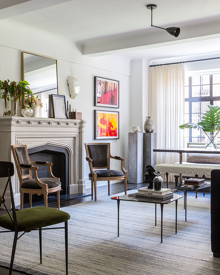 Elegant Classic Apartment In New York Pufikhomes 2
