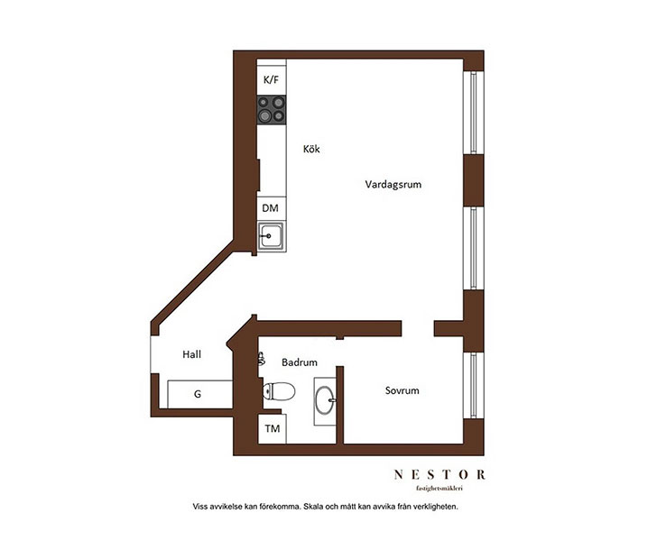 feminine apartment in white stockholm pufikhomes 19 Женственный белоснежный интерьер | Роскошь и уют Фото