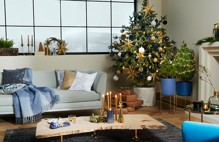 10 Secrets Of Beautiful Christmas Home Pufik Beautiful
