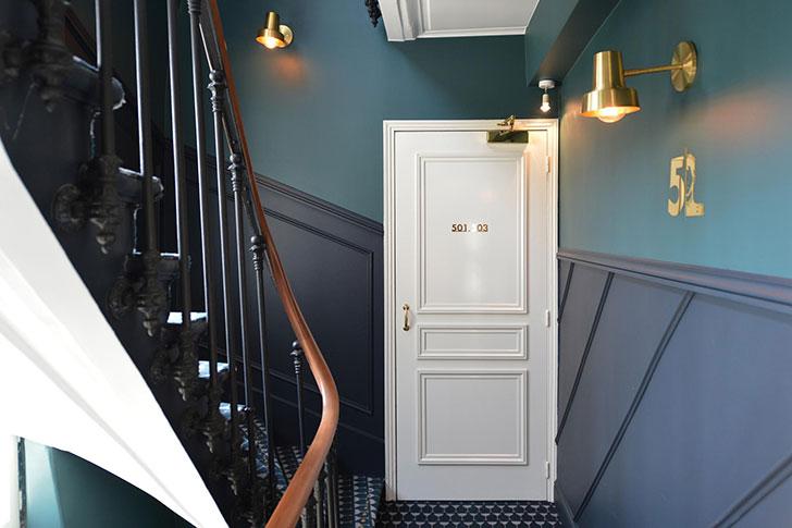 Французский шик: отель Grand Pigalle в Париже