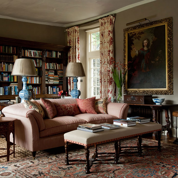 Good Home Design Ideas: Gorgeous Classic Interiors By Guy Goodfellow 〛 Photos