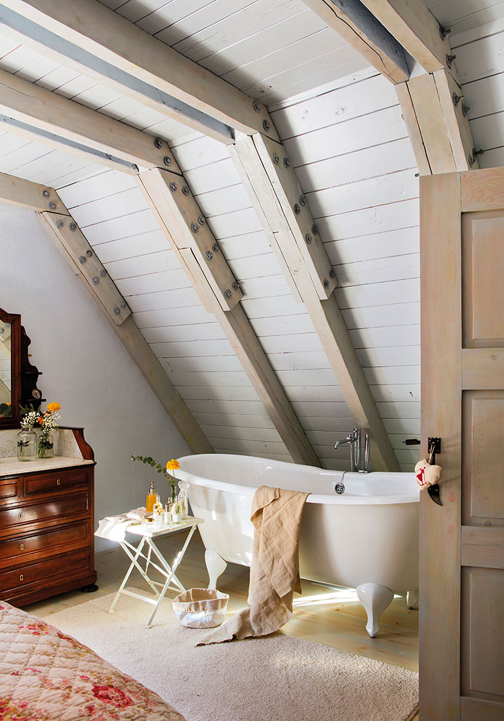 Прекрасный зимний дом в Пиренеях   idealnyi zimniy dom v pireneyah pufikhomes 12