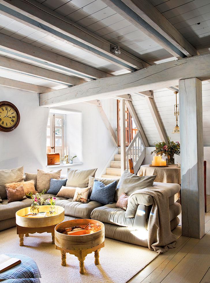 Прекрасный зимний дом в Пиренеях   idealnyi zimniy dom v pireneyah pufikhomes 2