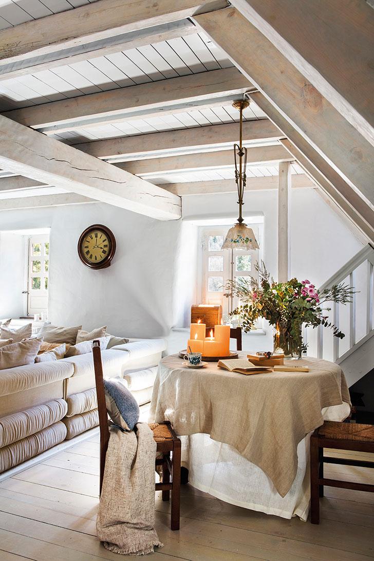 Прекрасный зимний дом в Пиренеях   idealnyi zimniy dom v pireneyah pufikhomes 4