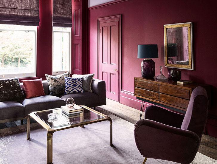 Вдохновение цветом: дизайнерские краски от Paint & Paper