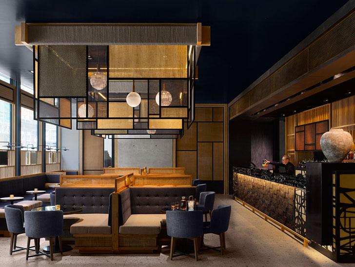 Между Западом и Востоком: стильный отель Nobu в Лондоне