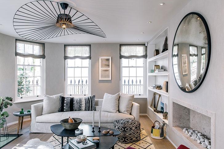 Лаконичный и уютный современный дом в Англии