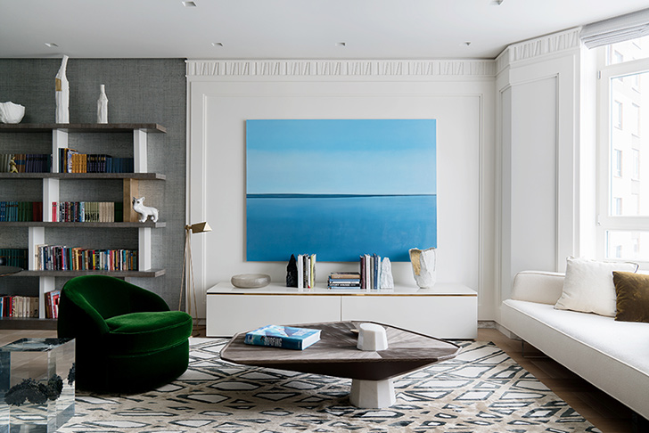 Ordinaire Decorator Ekaterina Fedorchenko Says Her Main Source Of Inspiration Was  Always The Sea, And This Passion Is Clearly Felt In The Interiors Of Her  Moscow ...