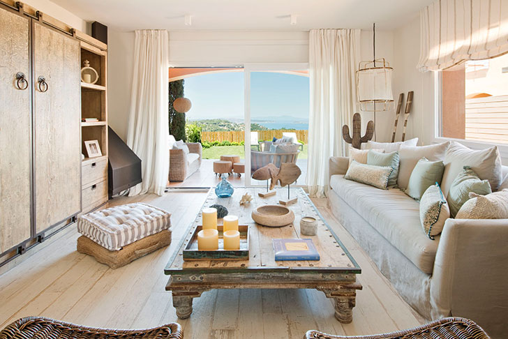 bright outside and tranquil inside cozy home on the spanish coast rh pufikhomes com  cozy house interior design