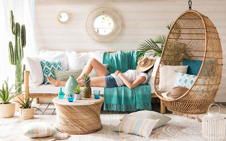 Bright summer novelties by Maisons du Monde 〛 ◾ Photos ...