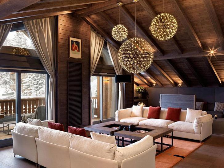 """Великолепный новый отель """"Six Senses"""" в Куршевеле"""