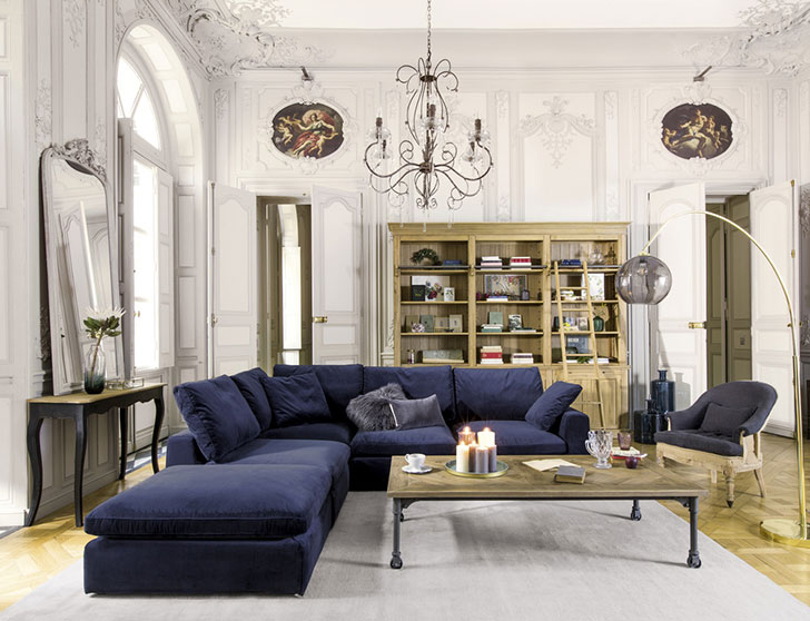 magnificent french design in the new classique chic collection by maisons du monde photos ideas design