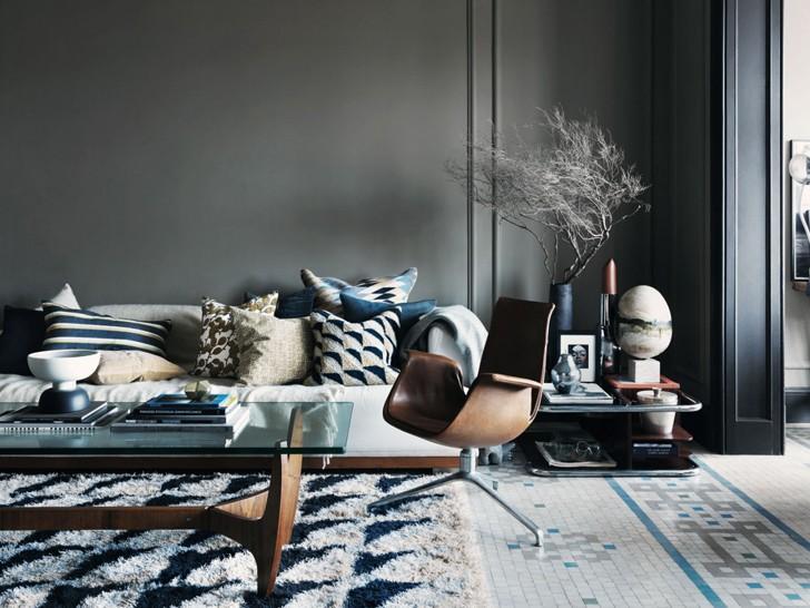 мебель в скандинавском стиле - фото