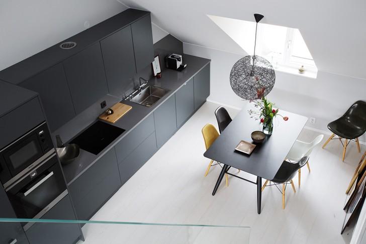 Скандинавский стиль в интерьере: дизайн с нордическим характером