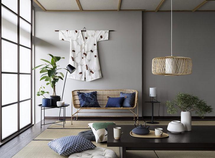 Японский стиль: взгляд из Швеции