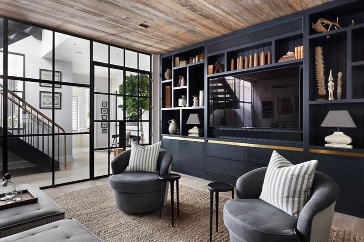 Второй свет и утонченный стиль: дом в Лондоне