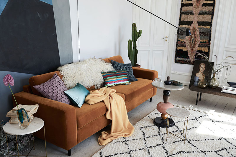 The designers believe that it is the color that makes our home cozy and  fills it with life. It s hard not to agree with them! More  Summer vibes by  Zara ... a0f69538a26