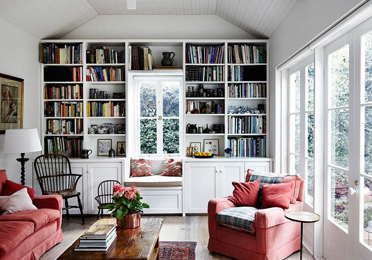 Дом с классическим характером и современными нотками в Мельбурне