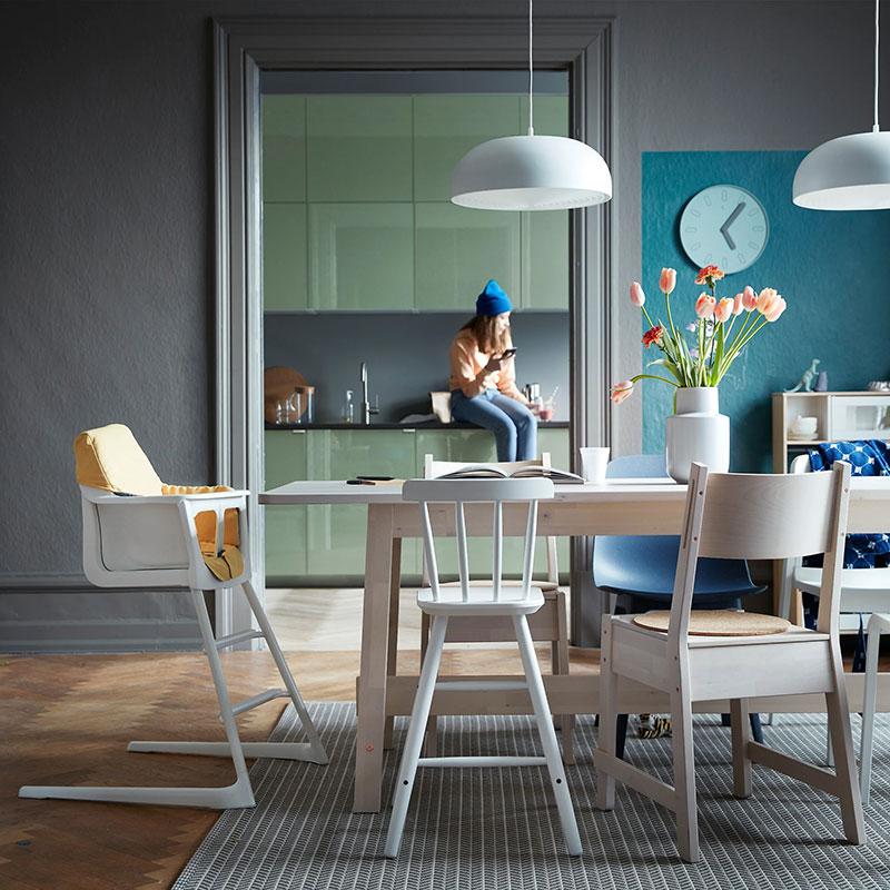 первый взгляд на новый каталог Ikea 2019 пуфик блог о дизайне