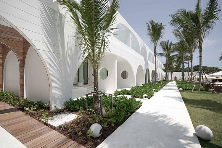 Эко-минимализм высокого уровня: отель Sala на тайском острове Самуи