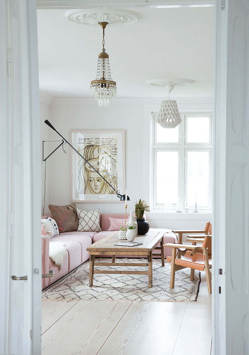 We Will Not Analyze The Interiors Of This Wonderful White Country House In  Norway, But Rather Let You Enjoy These Incredibly Beautiful Photos.