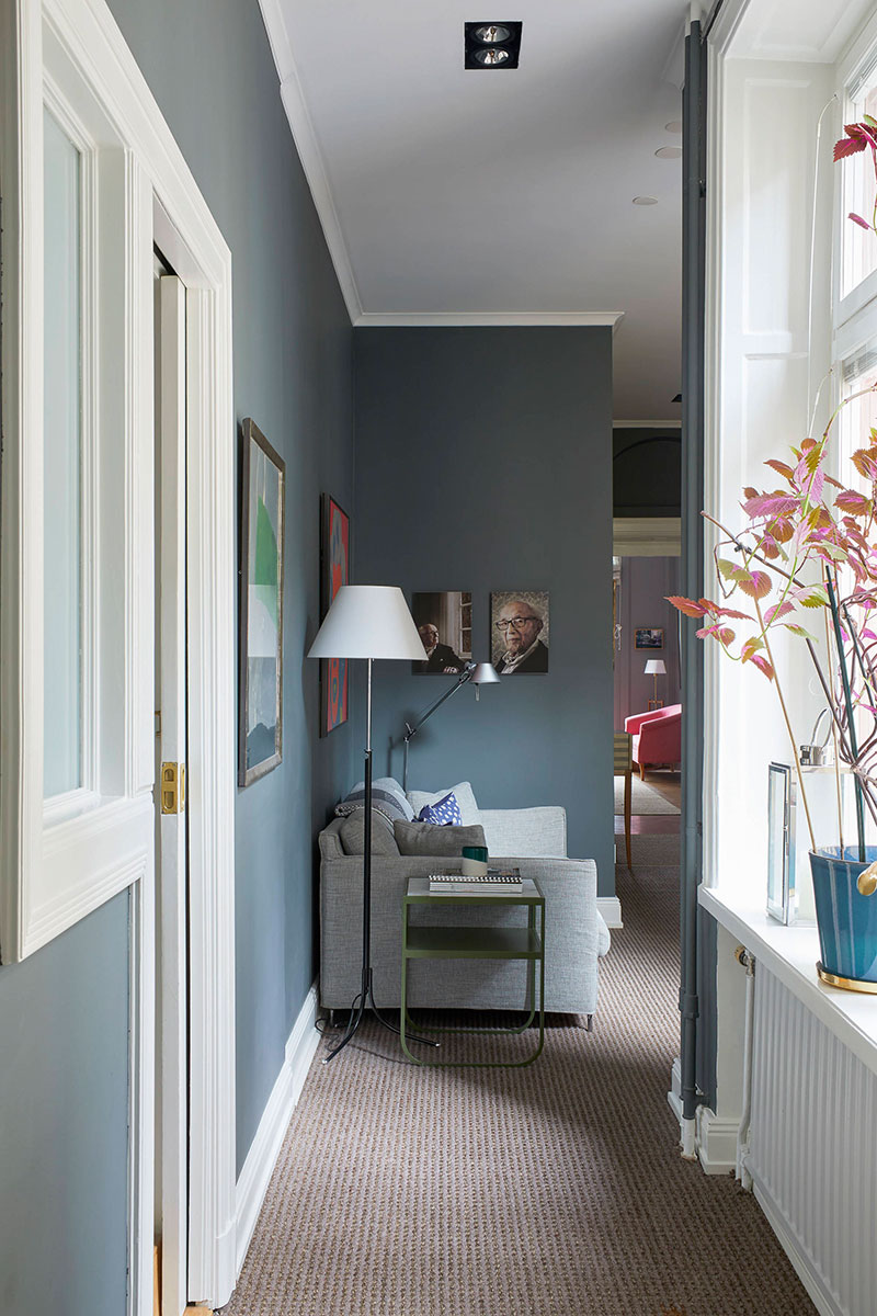 Decor accents look great excellent design in one of stockholms old houses tags