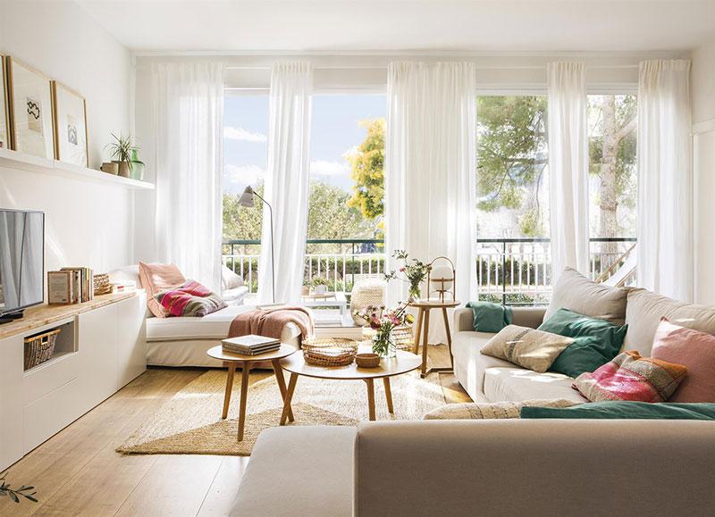 Уютная квартира с видом на парк   spain cozy apartment with park view pufikhomes 1