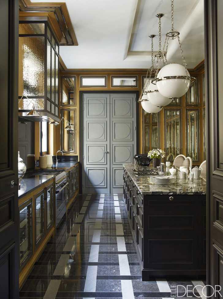 Кухня в стиле модерн - фото