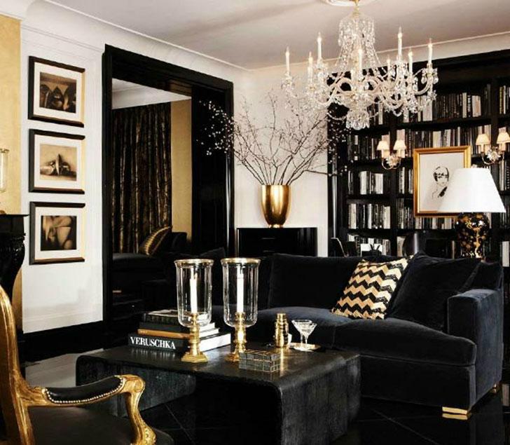 Modernist Art Nouveau Style In Interior Design Main Features And Characteristics Pufik Beautiful Interiors Online Magazine