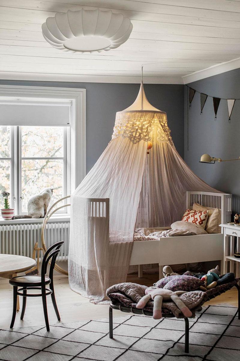 Уютный дом в Швеции, который раньше был музеем