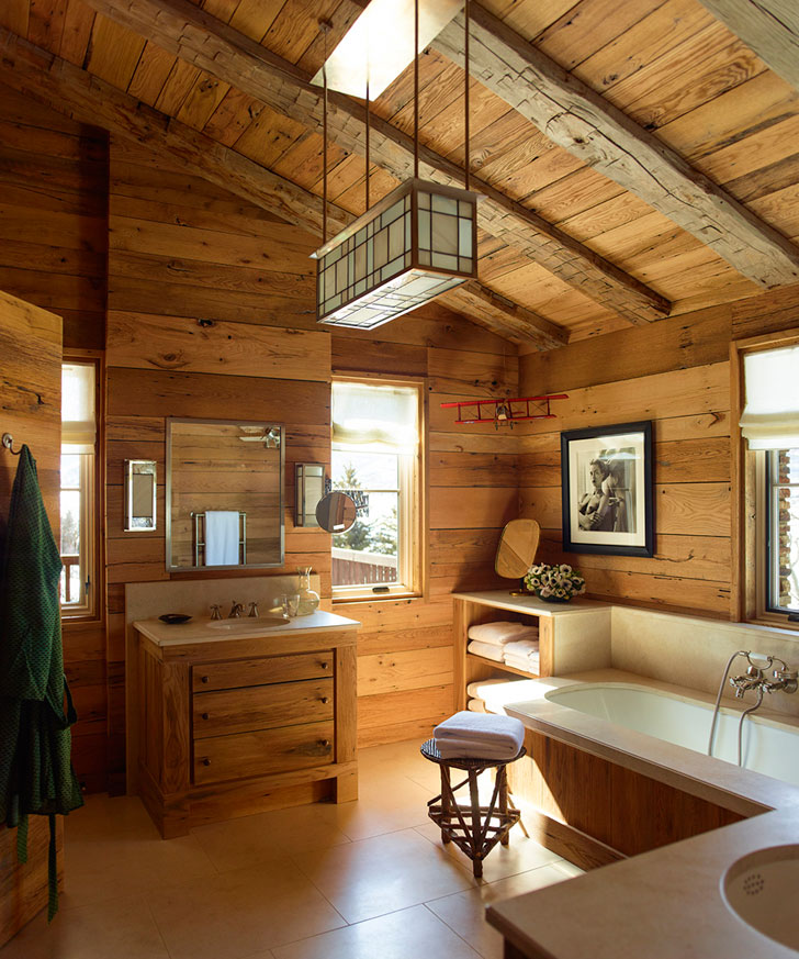 шале стиль шале в интерьере дома квартиры кухня спальня