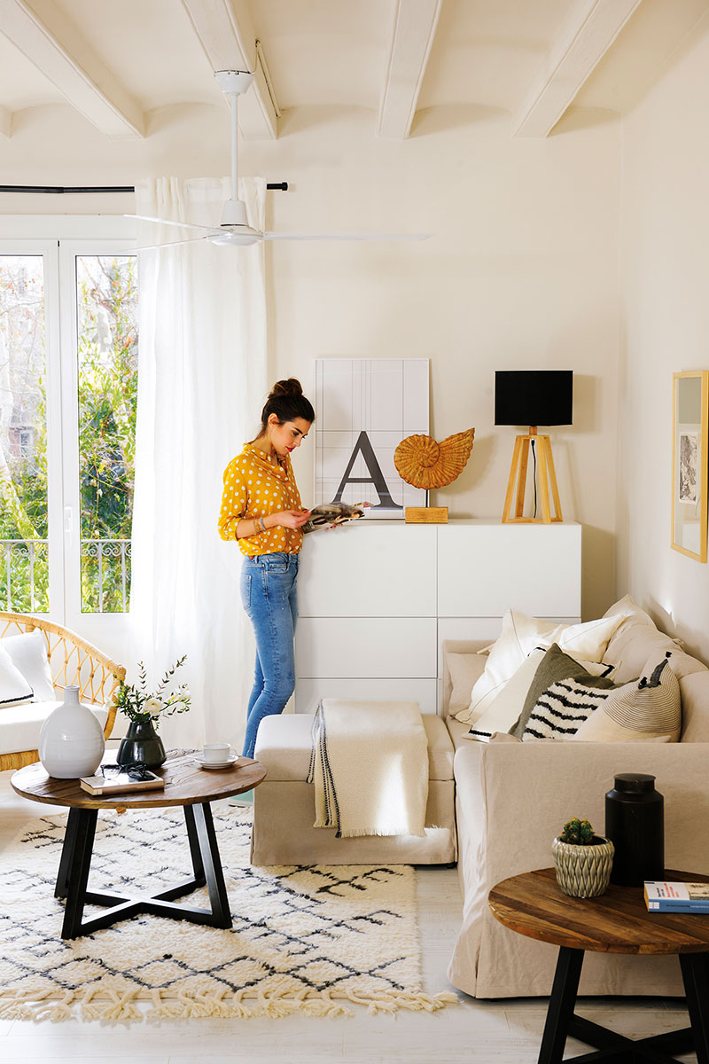 Small But Functional Scandinavian Style Apartment In Spain 50 Sqm Photos Ideas Design