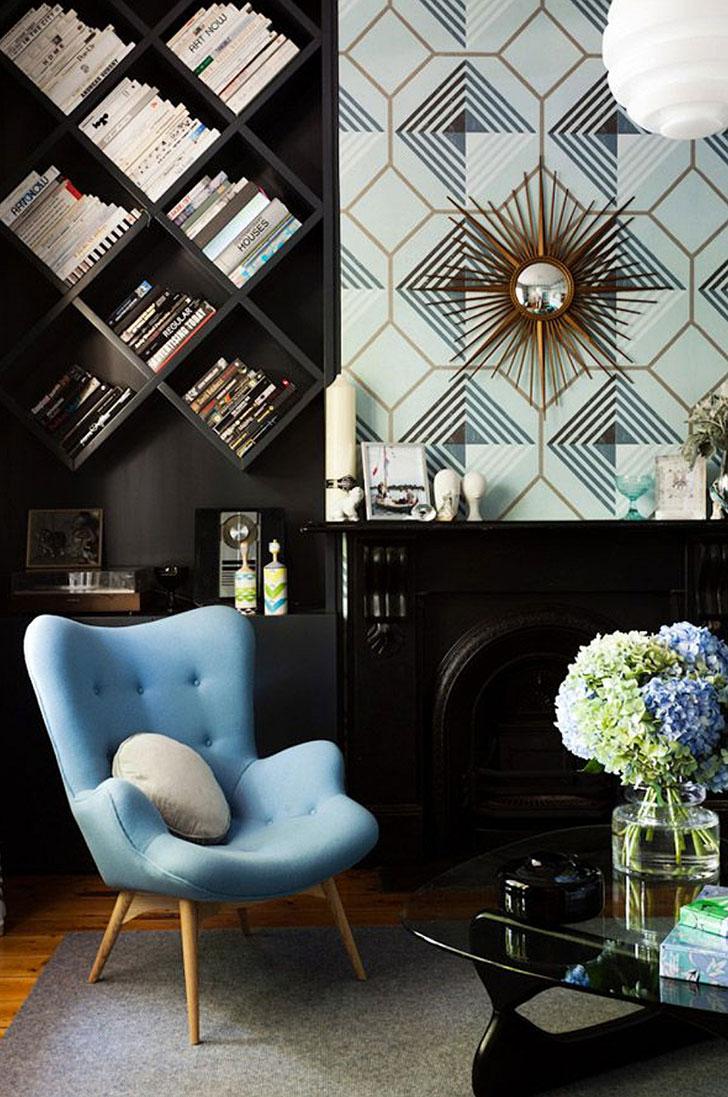мебель в стиле Арт-деко - фото