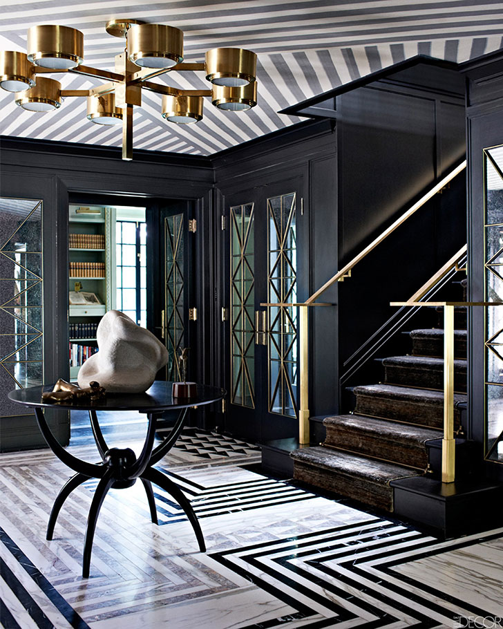 Art Deco Style In Interior Design Luxury With Exotic Motifs Pufik Beautiful Interiors Online Magazine