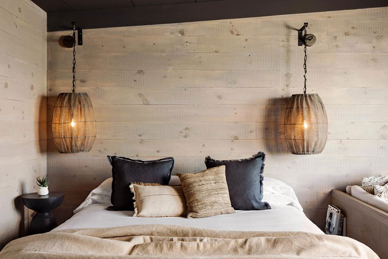 Tranquil vacation by the ocean: AWOL mini-hotel on Cape Cod