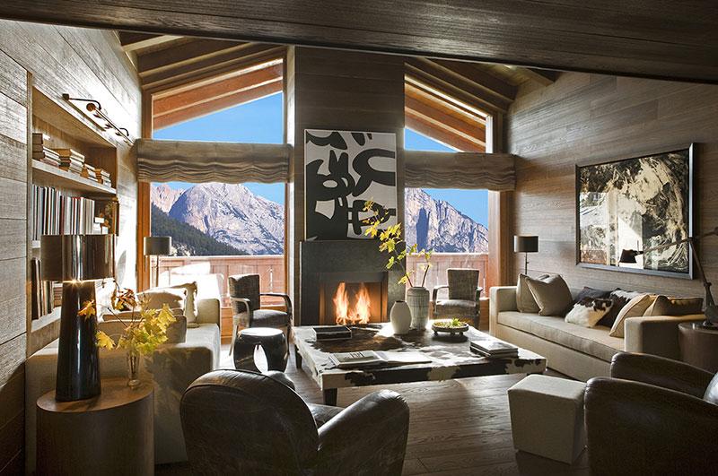 Шале с восхитительным видом на Доломитовые Альпы