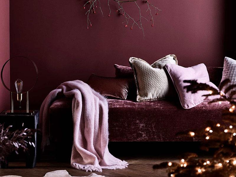 Великолепное Рождество в красном от Zara Home
