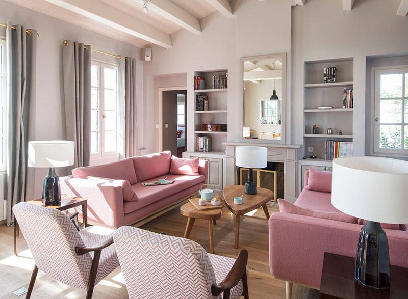 Уютный небольшой коттедж во Франции