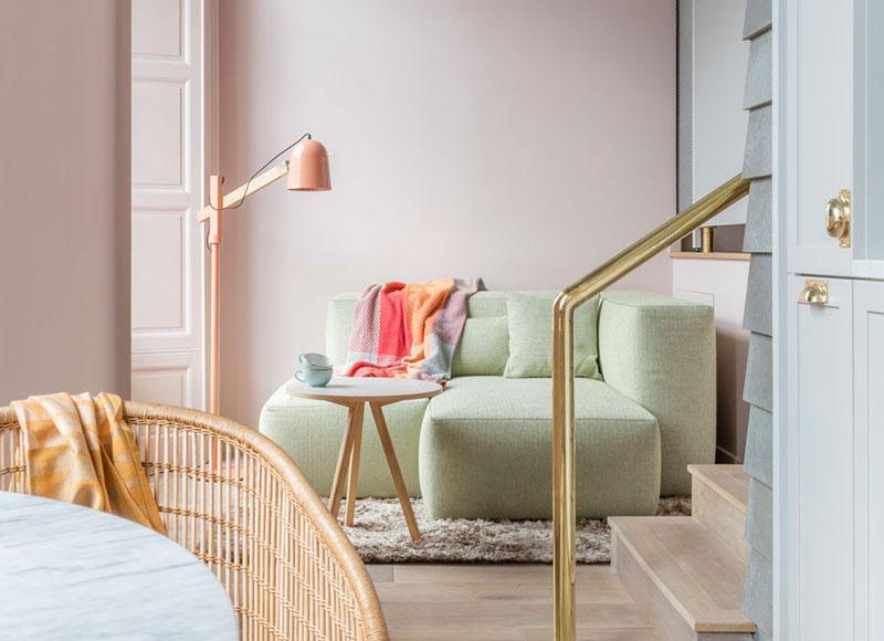Современный стиль и пастельные тона: интерьер отеля Eden Locke в Эдинбурге