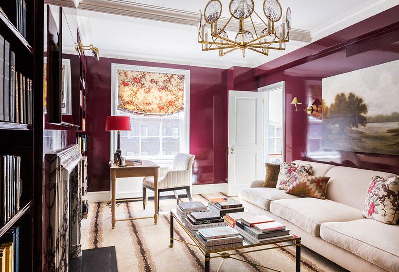 Нью-йоркские апартаменты с ярким южным настроением