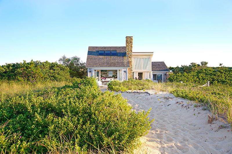 Семейная пара из США превратила старую рыбную лавку в уютный летний коттедж